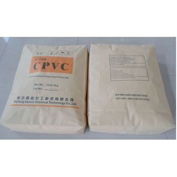 CPVC RESIN FOR PIPE&FITTINGS INJECTION GRADE