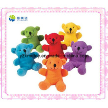 Plush Bright Color Bears Toy