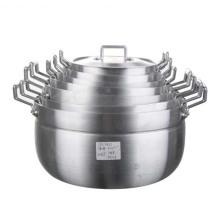 7 PCS Aluminium Kochgeschirr Set (LFC4352)
