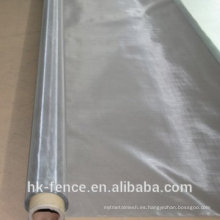 Fume el acero inoxidable de la malla del filtro con una vida útil más durable y más larga