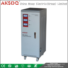 Hot SVC Digital Display 30KVA Full Automatic High Voltage Power Servo Motor Voltage Stabilizer