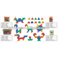 JQ plastic educational puzzle toy building blocks
