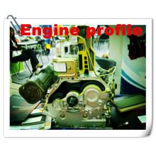 Luftgekühlter Dieselmotor KA170F/178F/186F/186FA/188F