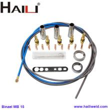 Binzel mb 15 MIG torch consumables
