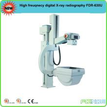 Equipement de radiographie numérique à haute définition FDR-630U U-bras