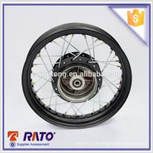 Rodas de aço para moto de chopper feitas na China