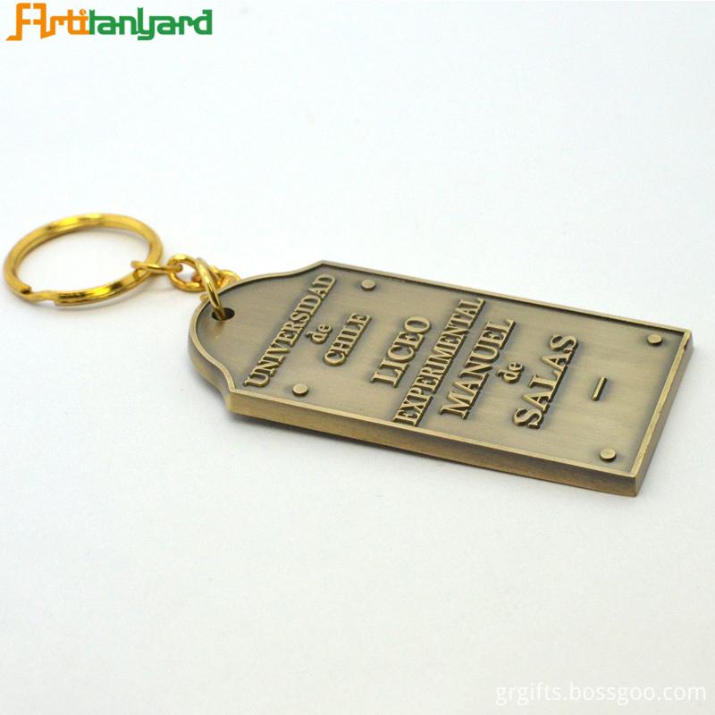 Customize A Keychain