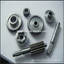 High precision machine service steel cnc turning parts