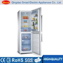 Дома Двойная дверь Комби холодильник холодильник Двоично-218W
