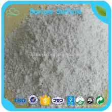 Sulfato de bario ultrafino para pintura, tinta, plástico, revestimiento