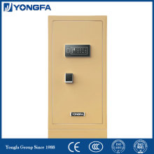 Electronic keypad safe box