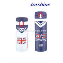 Hot sale 350ML colored, lovely vacuum flask stopper