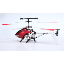 3.5ch Transformer RC helicopter with Gyro Red