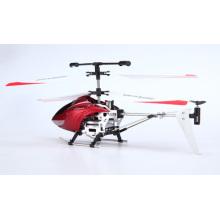3.5 ch transformador RC helicóptero com giroscópio vermelho