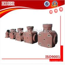 fundición de arena de hierro mecanizado CNC