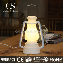 Indoor antique ceramic table lamp/table lamp fittings