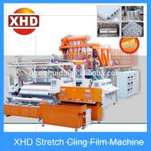 Cast Stretch Film Making Machine XHD-L 65-90-65 X 1850 Three Screw Quality Assured