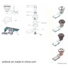 Electrical Cabinet Cam Lock (AL-001)