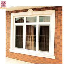 petit pvc coulissant décoratif design de fenêtre de salle de bain