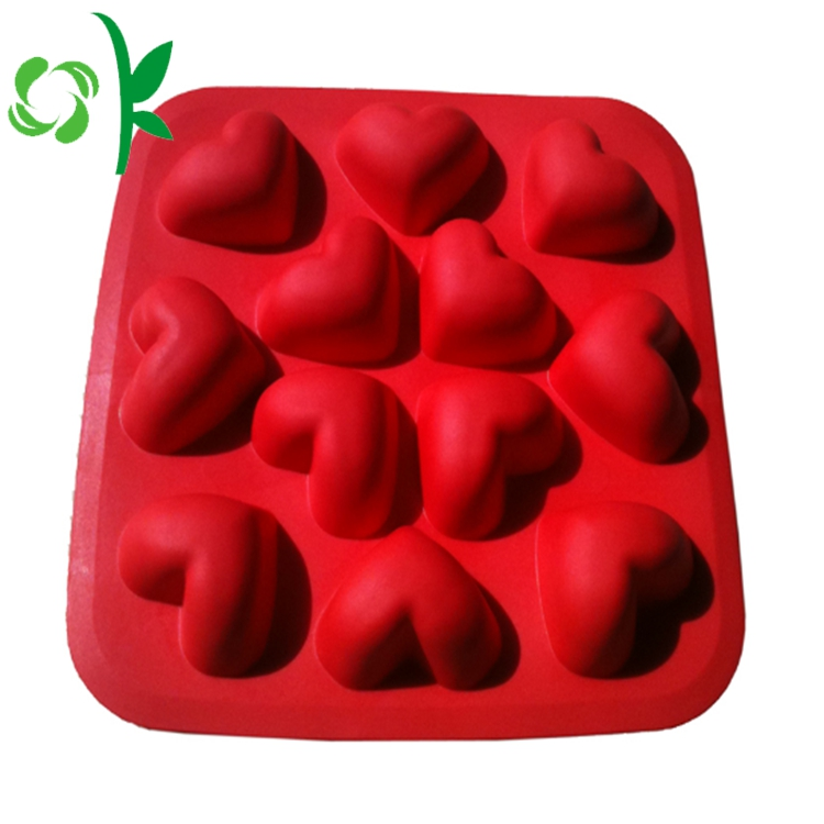 Heart Shaped Chocolate Molds