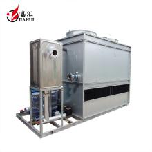 Torre de enfriamiento de agua del circuito cerrado del contador de flujo para el compresor de aire