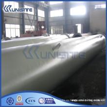 Fabricante personalizado de acero flotante flotante draga de tubería (USB4-003)