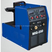 Integrierter IGBT-Inverter-Schweißer MIG / NBC 250