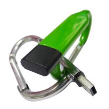 Bloqueo de bicicleta de metal USB Stick 1GB al por mayor