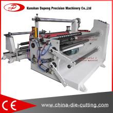 Automatic Roll Adhesive Tape Label Slitting Laminating Machine (DP-1600)