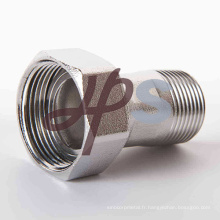 Protection de l'environnement en acier inoxydable 304 eau compteur cordier