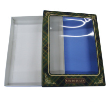 Magnetic Close Lid Cardboard Packaging Box for Men Shirt and Women Blouse