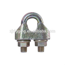 EN 13411-5 galvanized malleable wire rope clips