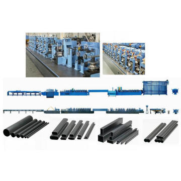 30 stainless steel pipe welding mill line