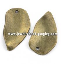 Лист формы ювелирные изделия сплава ожерелье