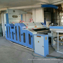 Chinese Suppliers Bale Opening and Blending Machinery Support Multiple Polyester Cards Machine