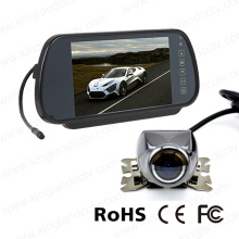 7inches Mirror Monitor with Mini Camera