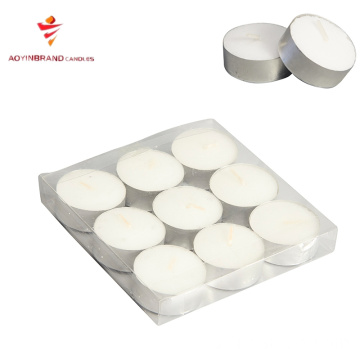 Forniture per candele tealight in alluminio da 12 g