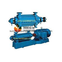 Pompe (pompe centrifuge horizontale à plusieurs étages)