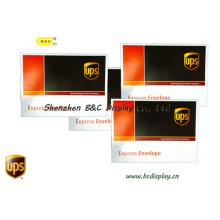 Melhor Qualidade com Preço Barato UPS Express Envelope Pacote com SGS (B & C-J007)
