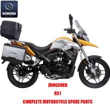 Zongshen RX1 Complete Motorcycle Spare Parts
