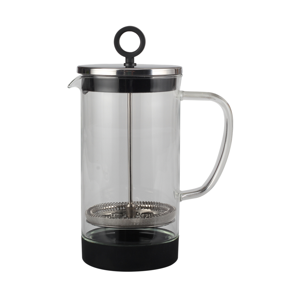 Glass Coffee Maker-Glass French Press