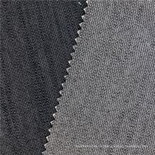 16X200D + 40D / 98X44 205Gsm 147Cm Navy Uni Colored gefärbten Polyester Poly Baumwollgewebe Schwarz Elastik für Kleidungsstücke