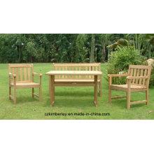 Uma Nova Geração de Mesas e Cadeiras de Paisagem WPC de Proteção Ambiental