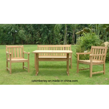a New Generation of Environmental-Protecting WPC Landscape Tables and Chairs