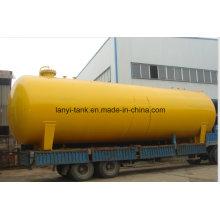 50, 000L carbono acero media presión 18bar química acumulador de Gas refrigerante amoníaco, cloro,