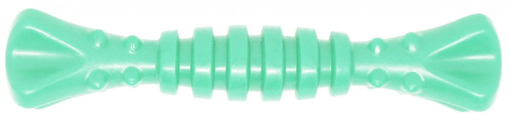"Percell 7.5 ""Nylon Dog Chew Spiral Bone Melon Scent"