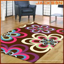Superfície de nylon com carpete de látex