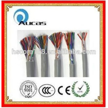 Indoor/outdoor 0.4mm-0.5mm Multipair Communication Cables Multi Cores Telephone Cable 20/25/30/50/100/200/300 pairs