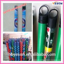 wooden handle materials/shovel handle wood material/wood garden tools