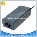 Niveau vi UL CUL Classe 2 65W 19V 3.42A ordinateur portable Alimentation Adaptateur de commutateur DC AC